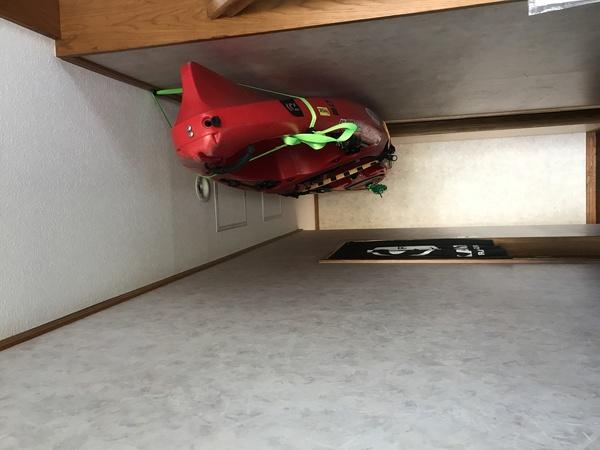 天井裏ウインチ収納のサムネイル